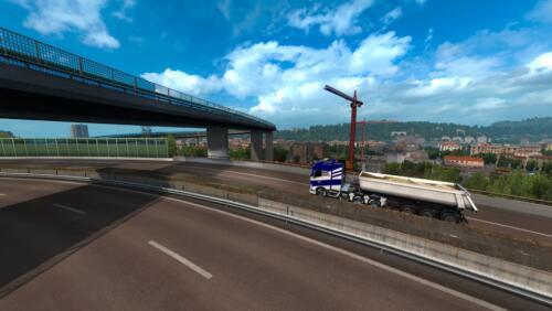Genoa bridge job
