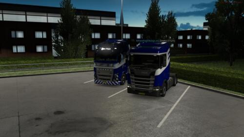 Volvo FH16 2012 | 750 HP | 6x4 - KalipayJ     Scania S | 370 HP | 4x2 - Zewkz
