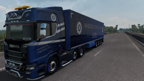 Scania R 2016 | 730 HP | 6x4 - Saduko